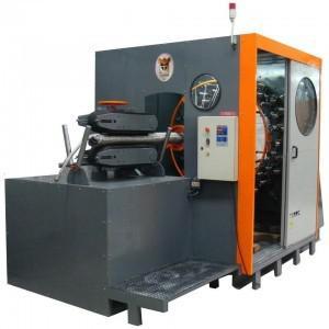 Fabrica de máquinas trançadeiras