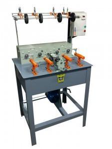 Máquina de enrolar fios