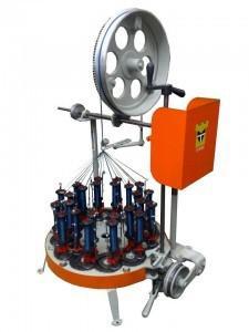 Máquina de fazer corda de varal