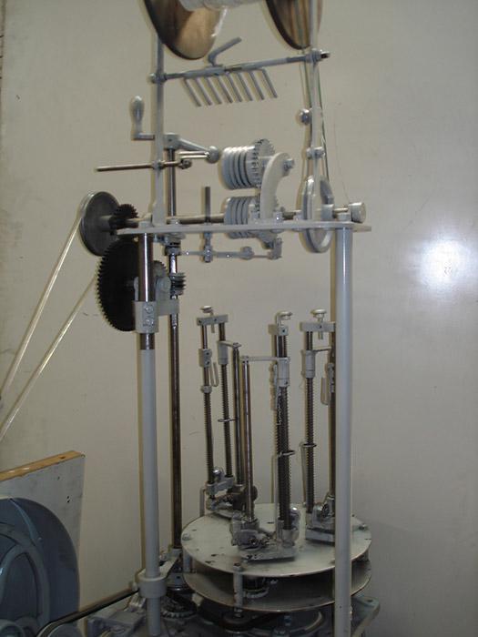 Máquina de torcer fios