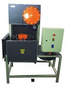 Máquina de trançar cabos elétricos