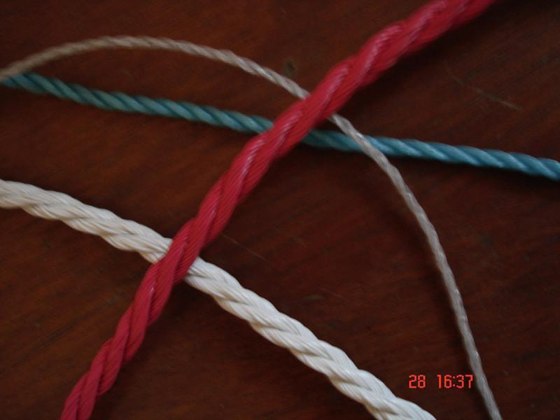 Máquinas para torcer cordas